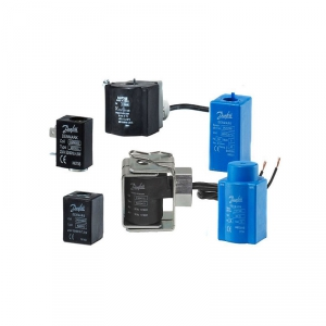 Катушки для электромагнитных клапанов Danfoss