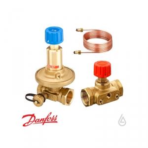 Клапаны балансировочные Danfoss