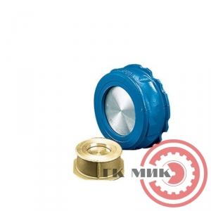 Клапаны дисковые пружинные межфланцевые Danfoss