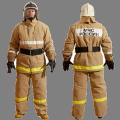 Снаряжение пожарных