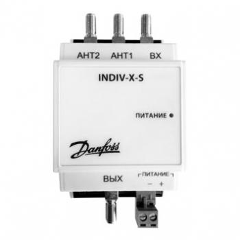 Антенный сплиттер, пассивный, 2вх INDIV-X-SP2-P Danfoss