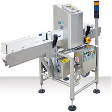 Интегрированная система с вертикальным расположением металлодетектора THS/MB-FLAP