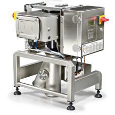 Интегрированная система с отбраковкой для гранулированных и порошкообразных продуктов THS/FFV21E, THS/FFV21, THS/FFVMS21