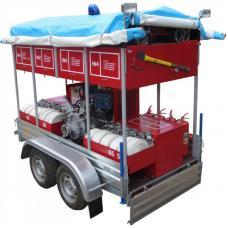 Пожарно-спасательный комплекс «Огнеборец - 570Д-05.02» базовая Комплектация