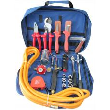 Набор инструмента для ремонта кабельных линий с бумажной изоляцией сечением