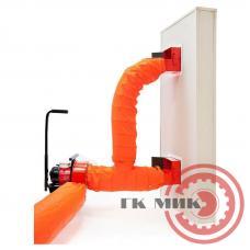 Узел стыковочный УС-1 производительность дым. 1500 до 3750 М3/ЧАС - EI 60