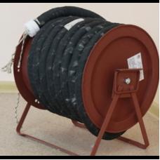 Барабан к шланговому противогазу ПШ-ЭРВ с встроенной воздуходувкой
