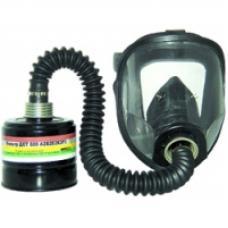 Противогаз ПФСГ-98 с фильтром ДОТ 600 марки А2В3Е3Р3D, К3Р3D, А2В2Е2К2Р3D, А2В3Е3АXР3D с маской МАГ