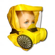 Универсальный фильтрующий малогабаритный самоспасатель (УФМС) «Шанс»-е с четвертьмаской (детская модель)