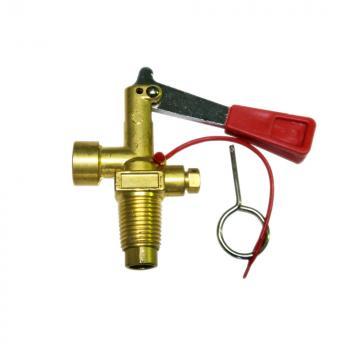 Запорно-пусковое устройство (ЗПУ) к огнетушителям (ОУ-25,55 W-27,8)