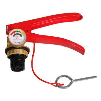 Запорно-пусковое устройство (ЗПУ) к огнетушителям (ОВП-4,8)