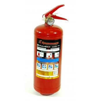 Оп 10 огнетушитель порошковый BCE