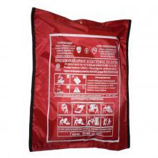 Полотно противопожарное асбестовое ПП-600-А-1-1,5х2,0 кошма