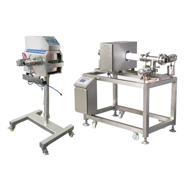 Металлодетекторы для жидких продуктов