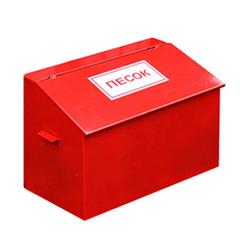 Пожарные ящики для песка