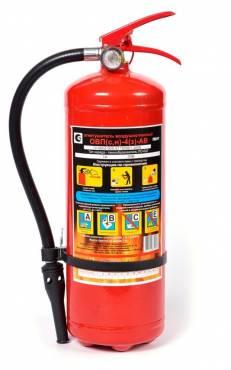 Воздушно-пенные огнетушители (ОВП)