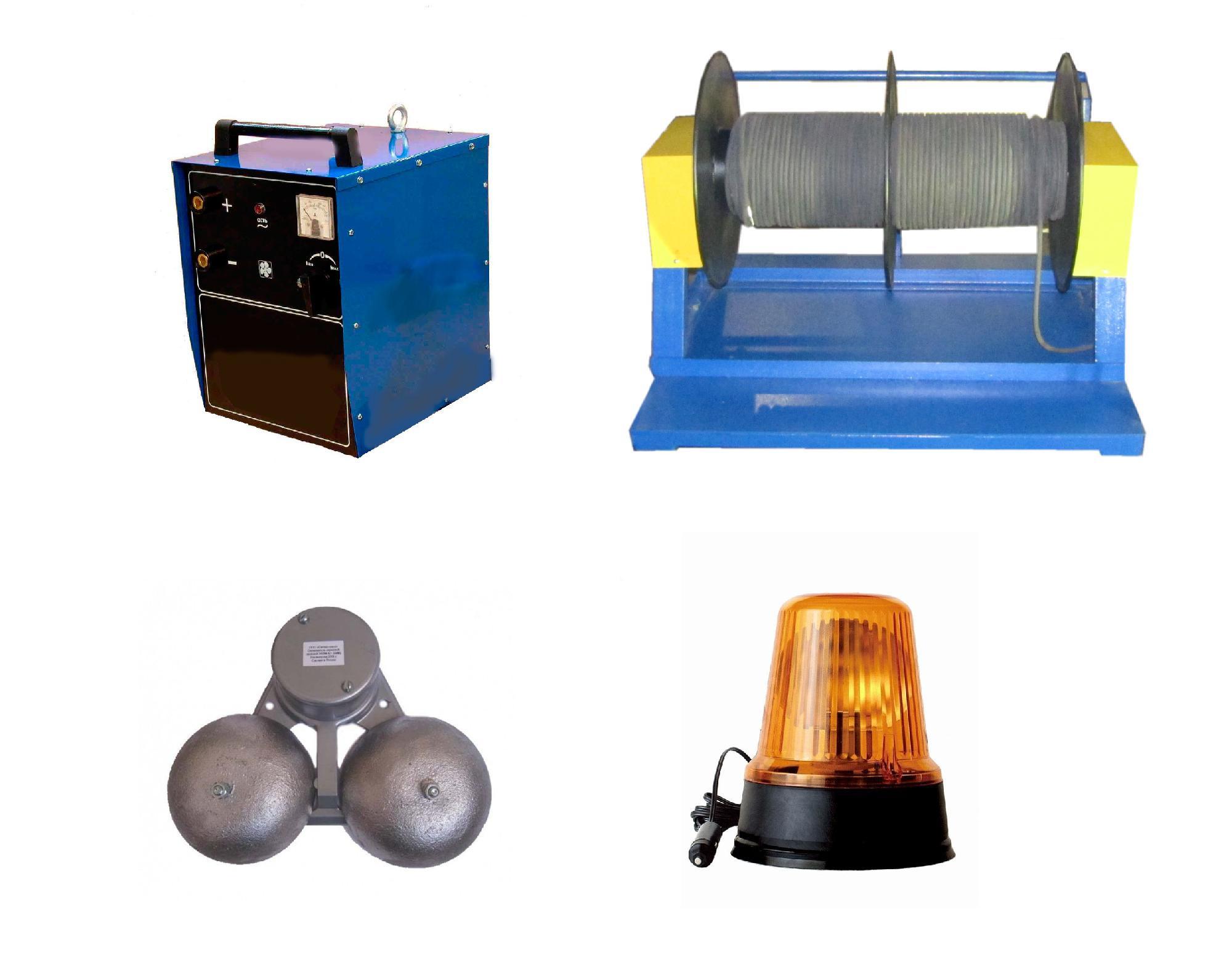 Оборудование для депо