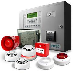 Системы охранно-пожарной сигнализации и оповещения