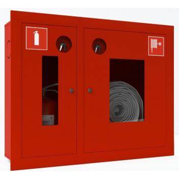 Шкафы для 1 ПК и 1 огнетушителя